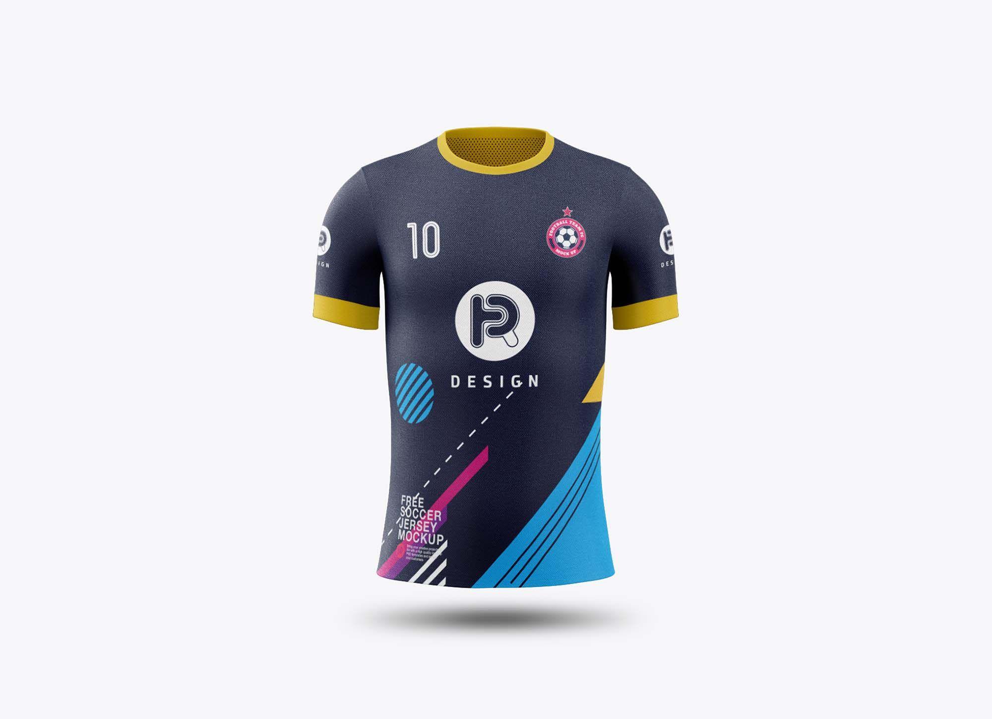 Download Free Soccer Jersey Mockup Psd Shirt Mockup Clothing Mockup Shirts