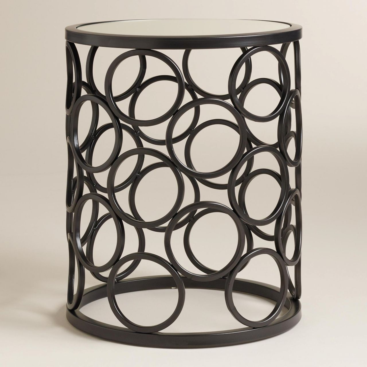 50 Metal Drum End Table Contemporary Modern Furniture Check More At Http