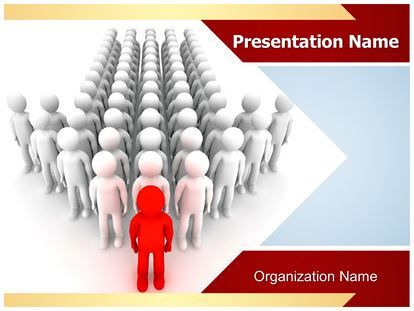 download organizational leadership powerpoint template for your