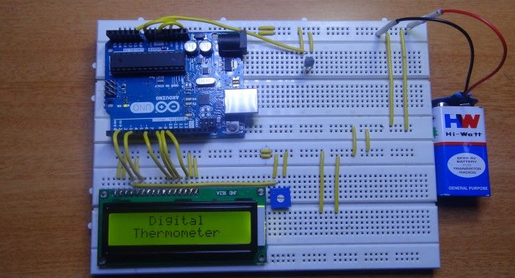 10 Simple Arduino Projects For Beginners with Code   Arduino ...