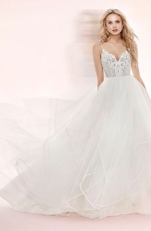 Sweetheart Princess/Ball Gown Wedding Dress with Empire Waist in ...
