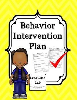 preschool behavior interventions behavior intervention plan behavior interventions 350