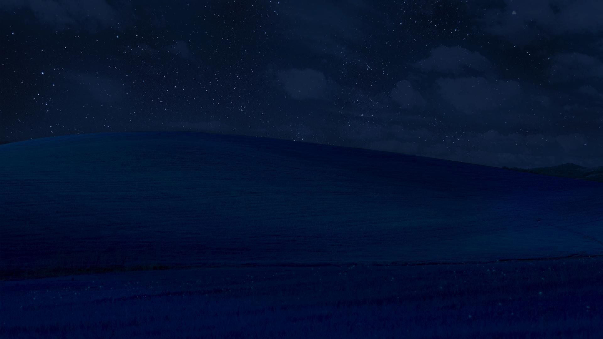 1920x1080 Windows Xp Default Bliss Night Mode Hd