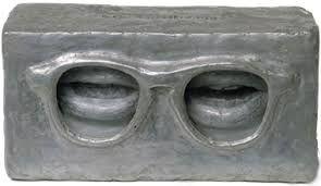 Resultado de imagen de jasper johns escultura