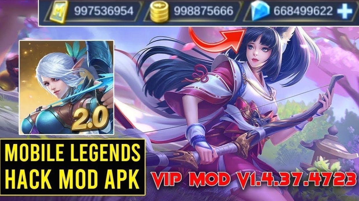 9200 Mobile Legend Mod Menu Apk 2021 Terbaik