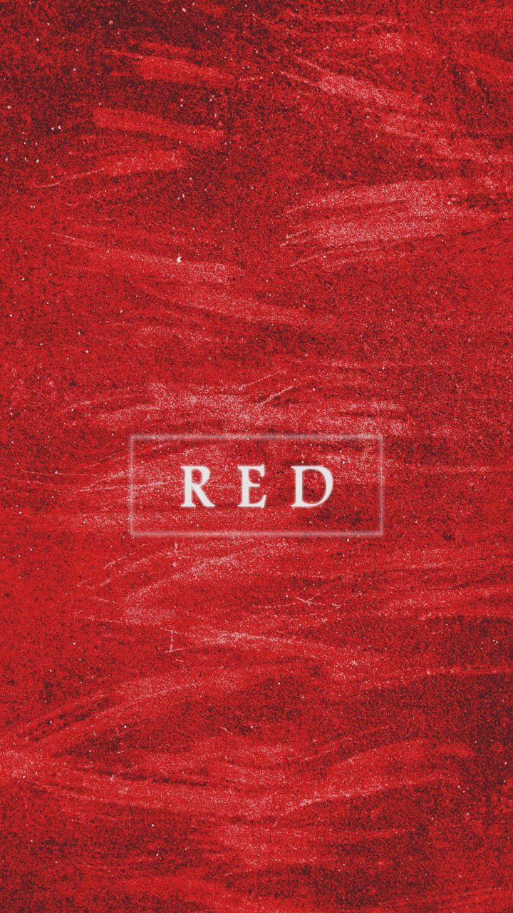 background rojo