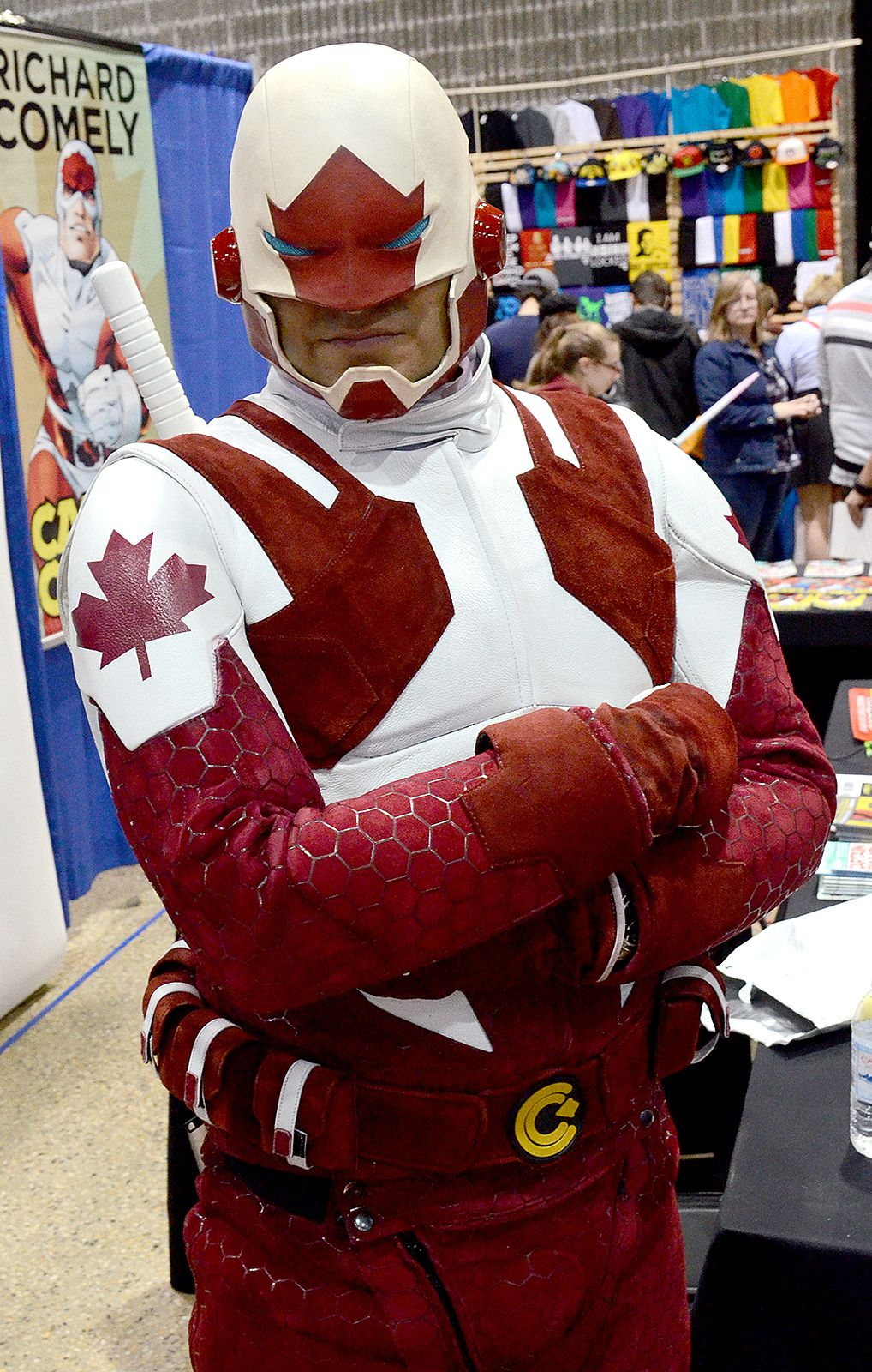 2014 central canada comic con marvel cosplay heroes and