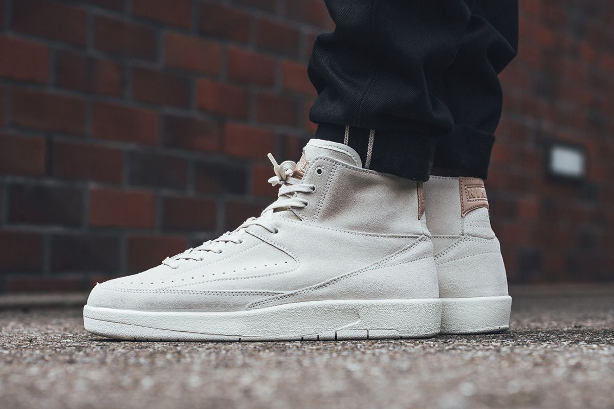 huge discount 0f97f 17fe4 On-Foot: Air Jordan 2 Retro Decon in Three Colorways ...
