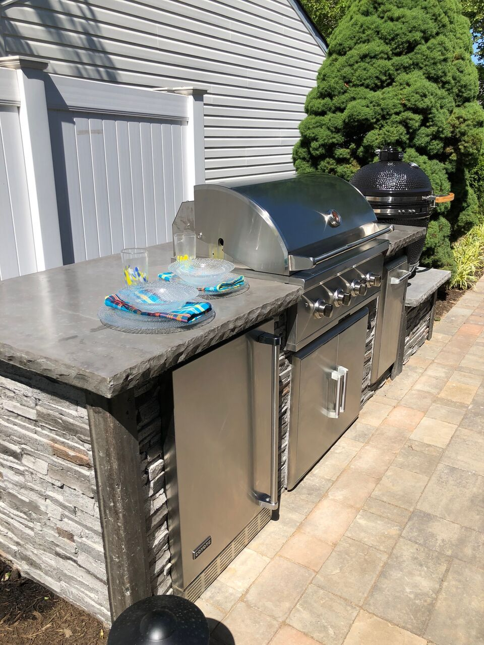 Home Coyote Outdoor Living Outdoor Kitchen Kitchen Layout Outdoor