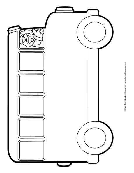 Back To School Center Counting The Mailbox Preschool Crafts Back To School Coloring Pages For Kids