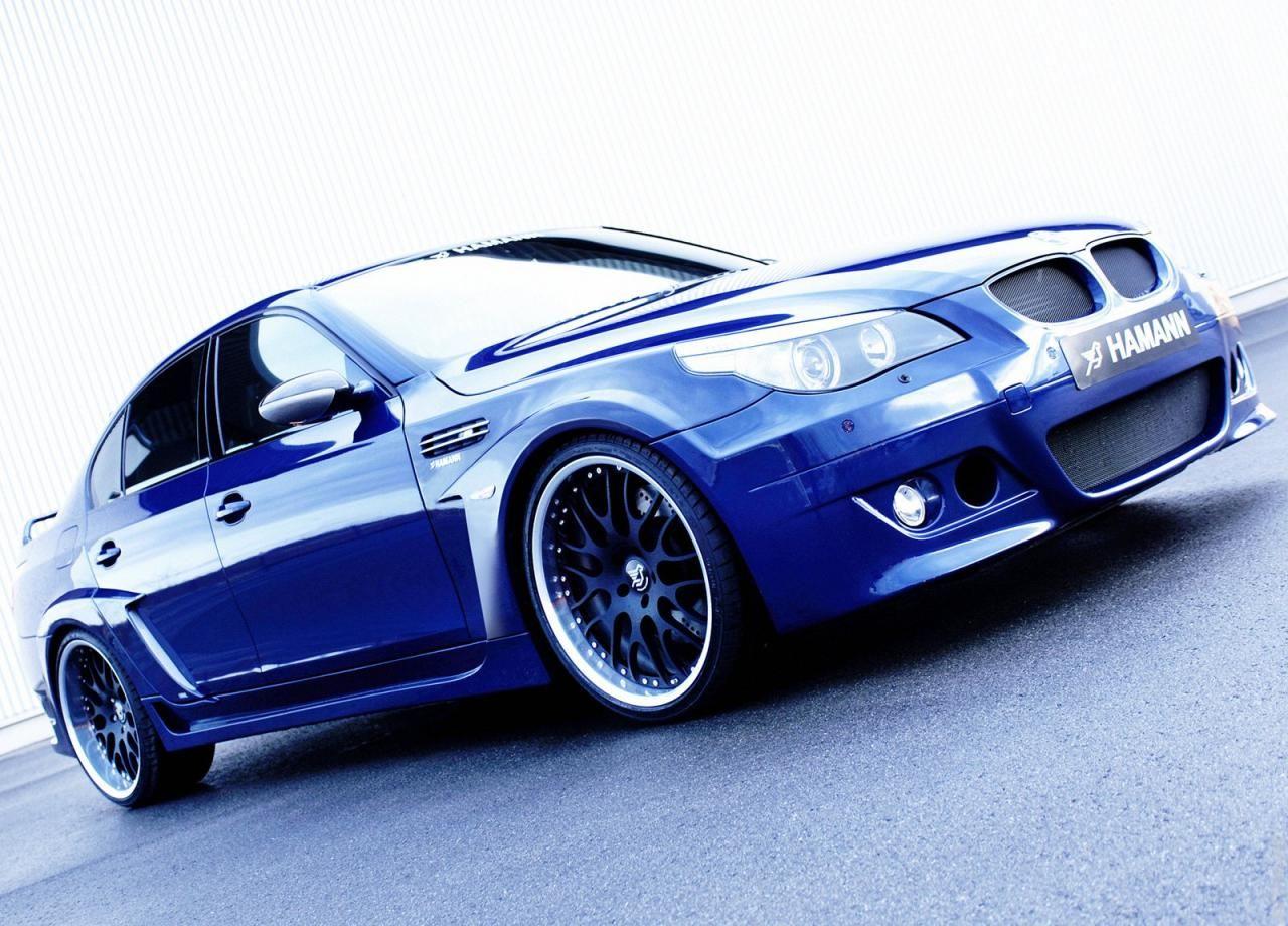 2006 Hamann BMW M5 Widebody Race Edition Cars Bmw m5