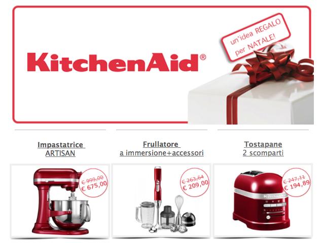 Qbric presenta: linea KITCHEN AID in #Offerta Speciale! http://www ...