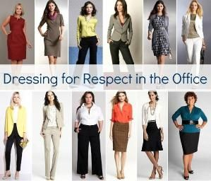 Professional Business Attire For Young Women | Wardrobe Oxygen: Dressing for Respect in the Office by proteamundi #businessattireforyoungwomen