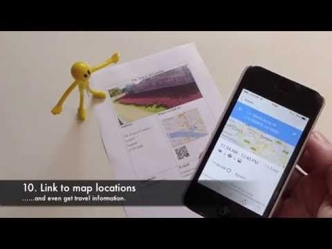 Ideas for Using QR Codes in the classroom - YouTube