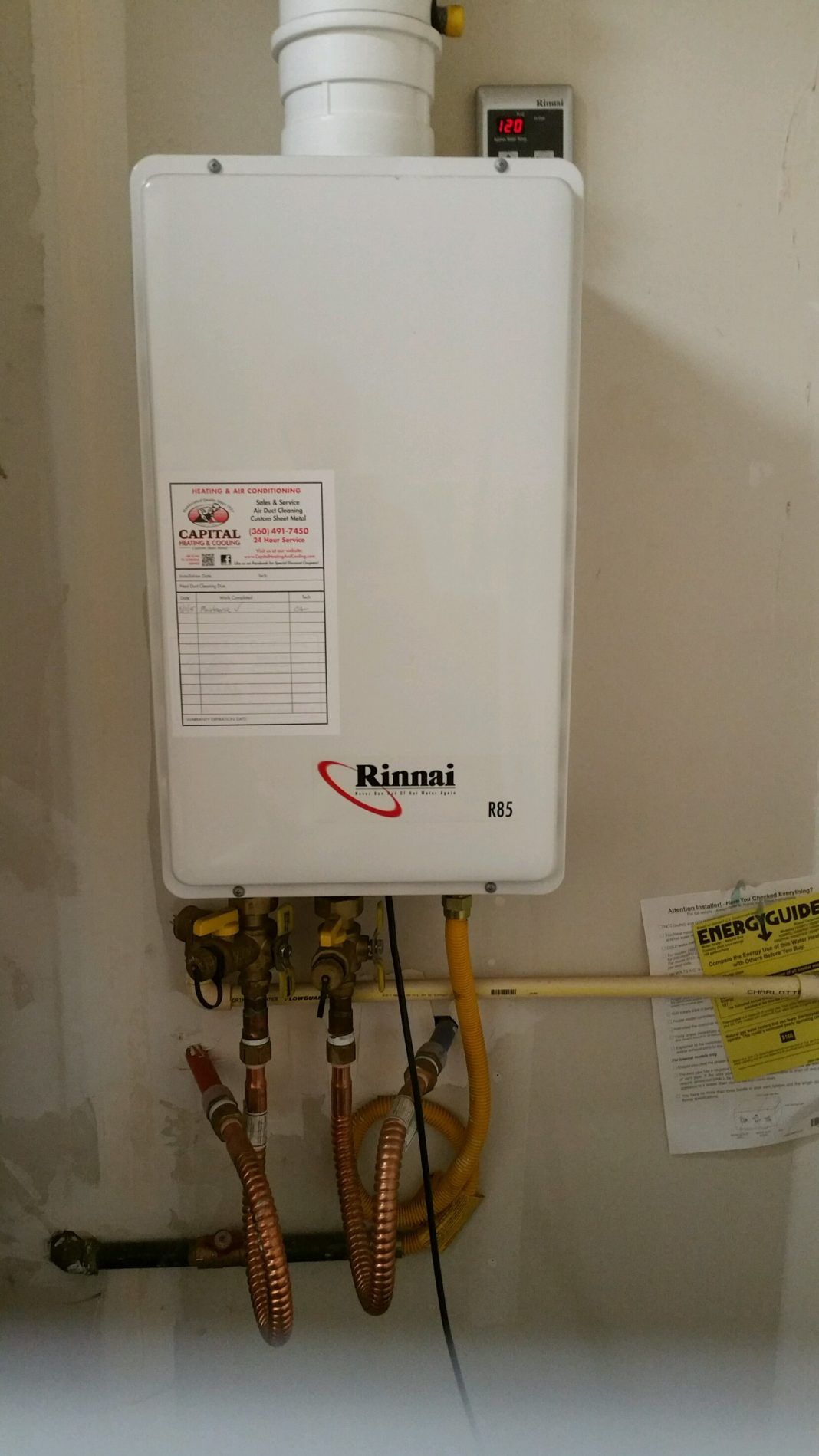 Is A Tankless Hot Water Heater Right For You With Images Water Heater Pex Tubing Tankless Water Heater