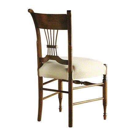 Baker Furniture Spindle Back Side Chair Mr 3042 Milling Road Browse Products Dining Room Furniture Modern Furniture Modern Dining Room