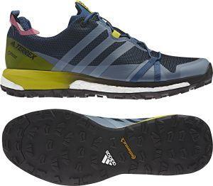 adidas Terrex Agravic Gtx, Chaussures de Randonnée Homme, Bleu ...