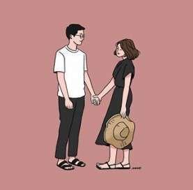 52 Ideas watercolor art love couple #art