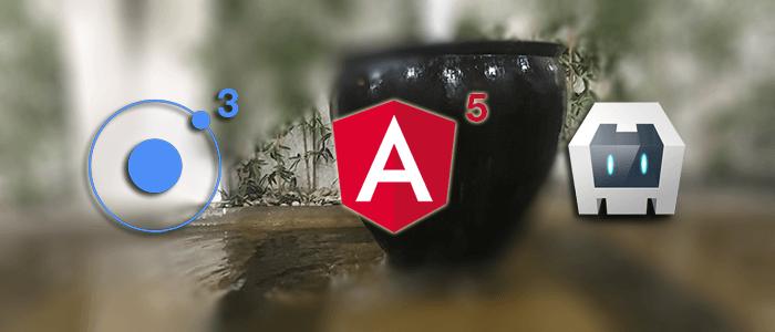 Ionic 3, Angular 5 and Cordova Geofence with Google Places
