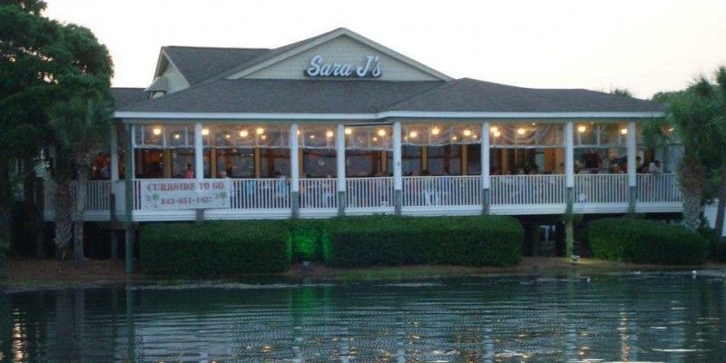 Sara J S Restaurants With Images Myrtle Beach Vacation