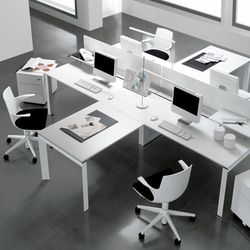 The In Betweeners The Rise Of A New Office Furniture Modern