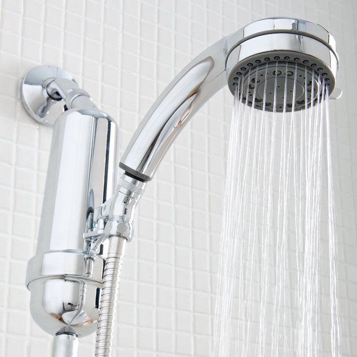Have The Best Shower Filter For Hard Water To Achieve Not Only