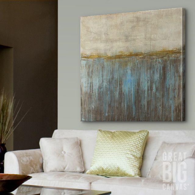 Cool Living Room Art Part - 44: Cool Water. Living Room Wall ArtRoom ...