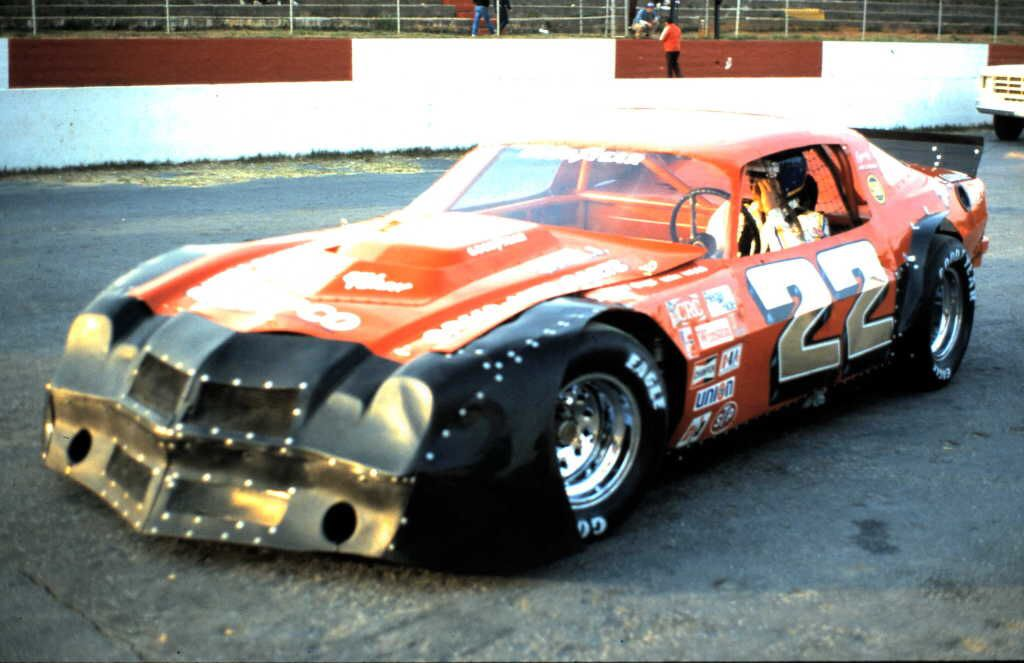 Dale Earnhardt At Greenville Pickens Speedway Nascar Race Cars