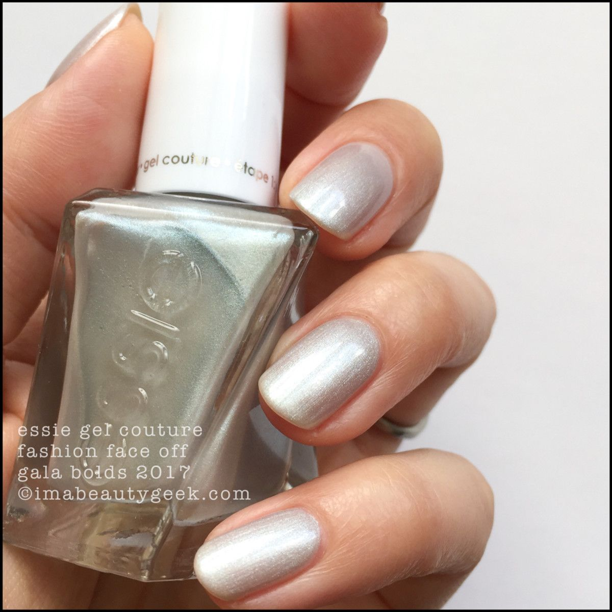 ESSIE GALA BOLDS GEL COUTURE COLLECTION SWATCHES & REVIEW 2017 ...