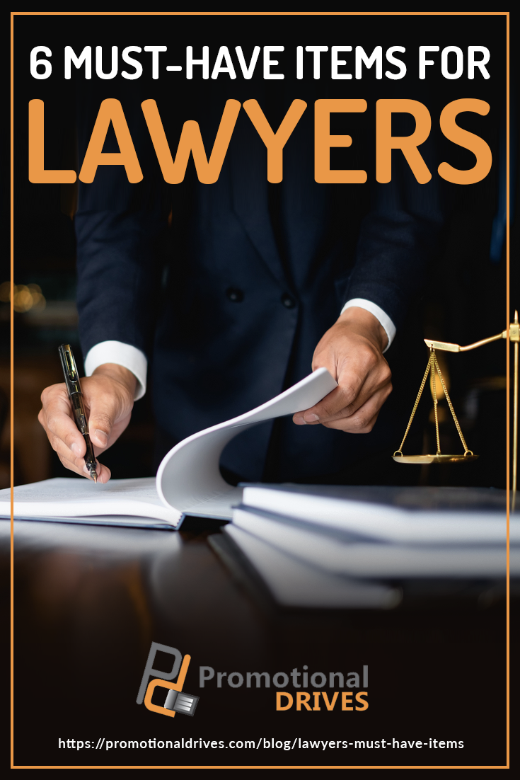 6 Must Have Items For Lawyers Must Have Items Lawyer Gifts Lawyer
