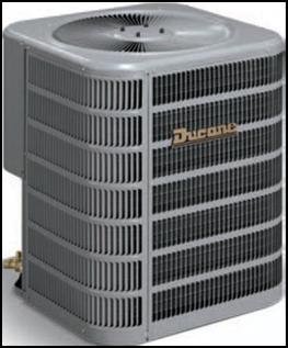 Ducane Air Conditioner Air conditioner condenser