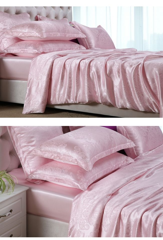 22 Momme Silk Sheets Silk Pillowcases 353