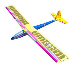 Westwings Aurora Balsa Glider Kit Ww36 Hobbies