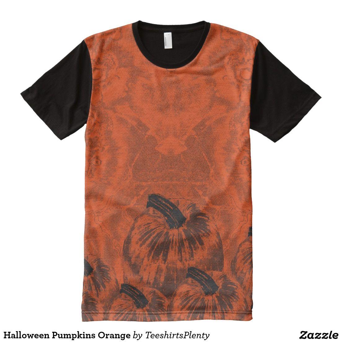 Halloween Pumpkins Orange
