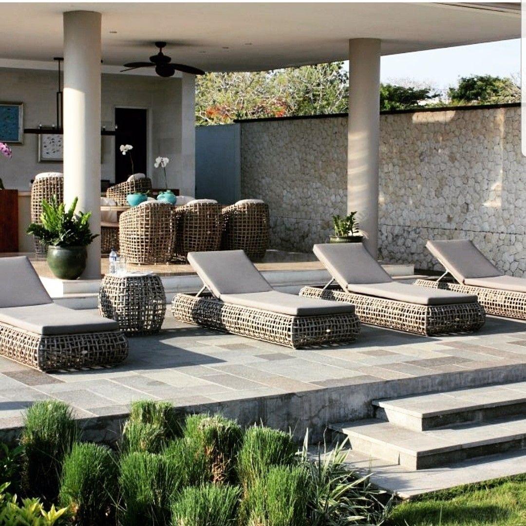 Summer Furniture Furniture Livingroom Outdoor Bed Sunbed