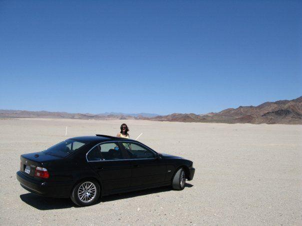 At zee Dunes in NV