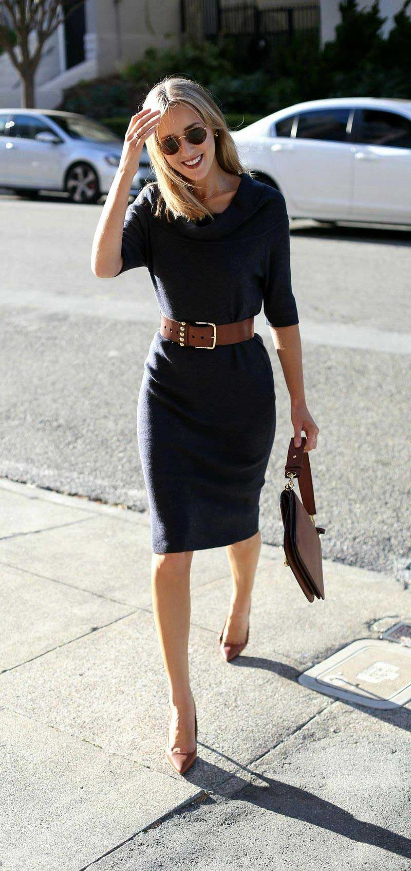 30 Professional Business Attire for Young Women 33 – Business outfits