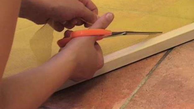 Fai da te come costruire da soli una zanzariera costruire una zanzariera fai da te facile - Costruire una casa da soli ...