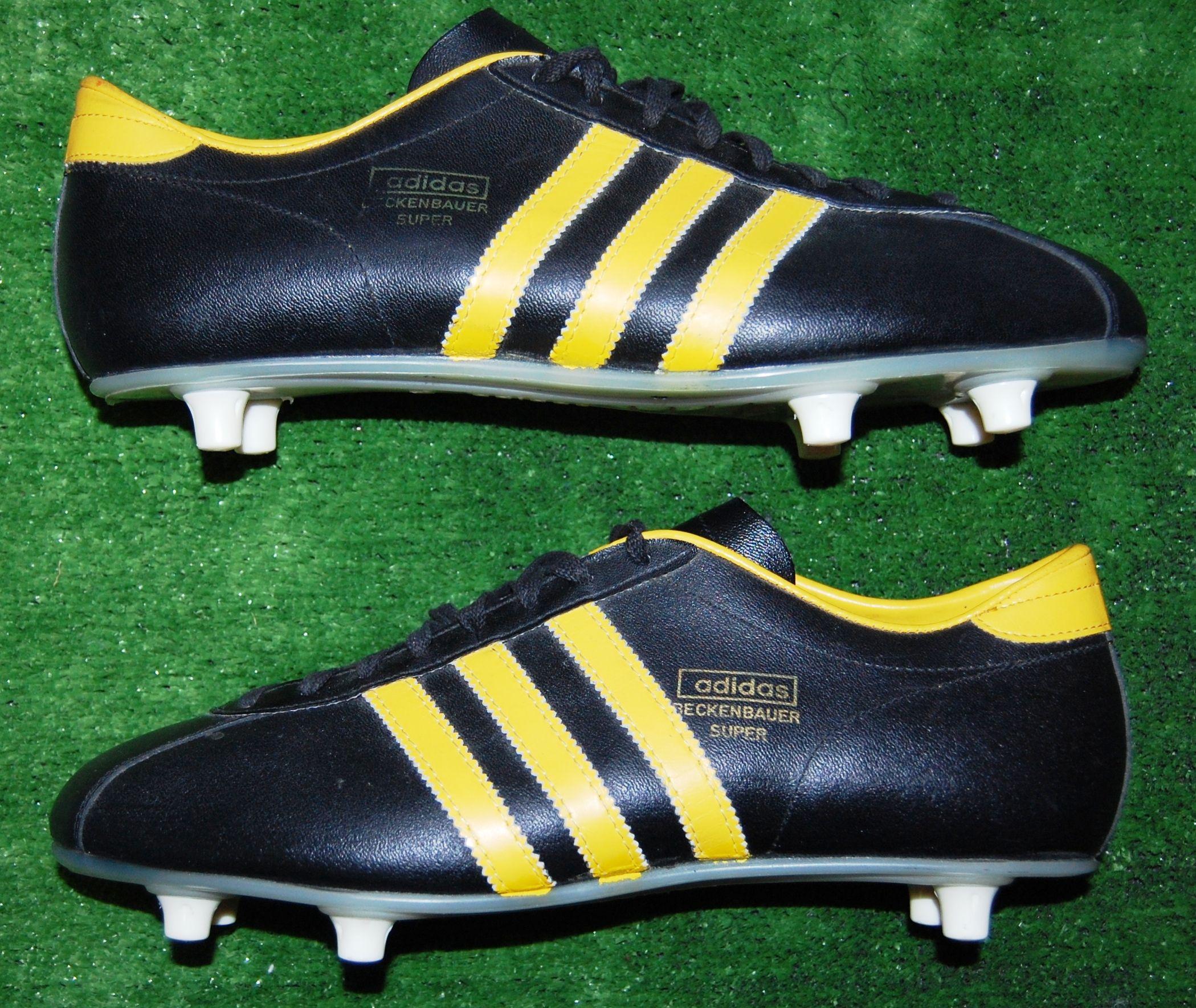 chaussure de foot adidas beckenbauer