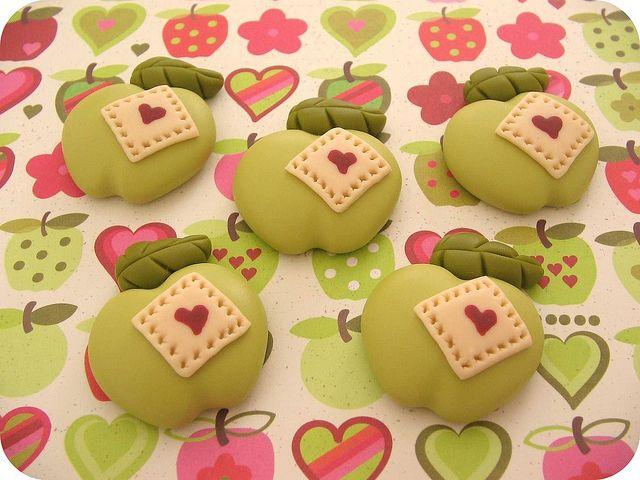 Maçãs verdes ♥