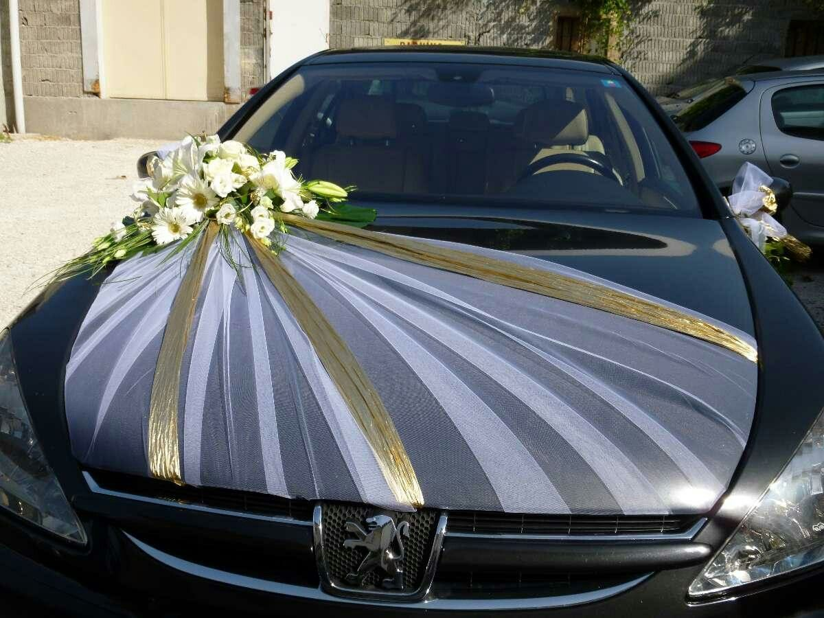 Decoration Mariage Voiture Tulle Pin By Santosh Furtado On Car Decorations Pinterest Voiture De