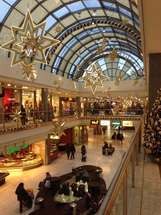 Olympia Einkaufszentrum Oez Shopping Center Shopping Malls