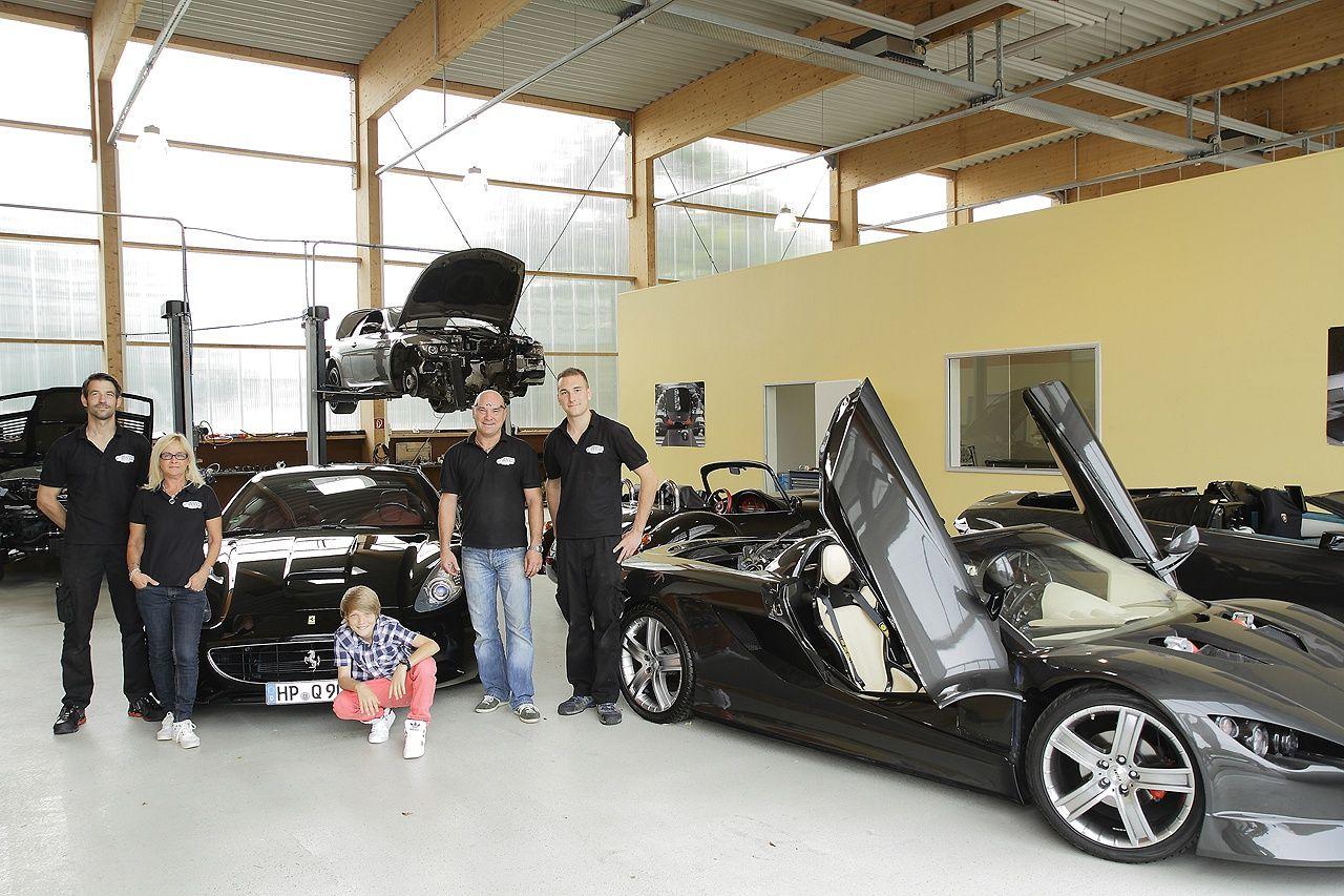 Unsere Tuning-Team in Viernheim, AVG Automobile Technologie GmbH