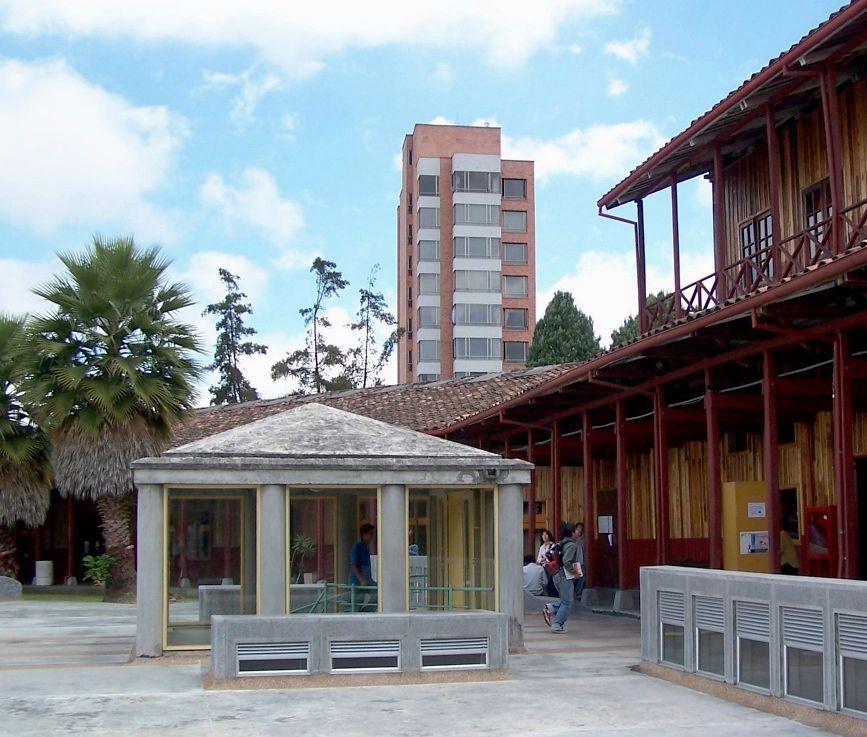 Manizales El Cable Escuela De Arquitectura Y Urbanismo