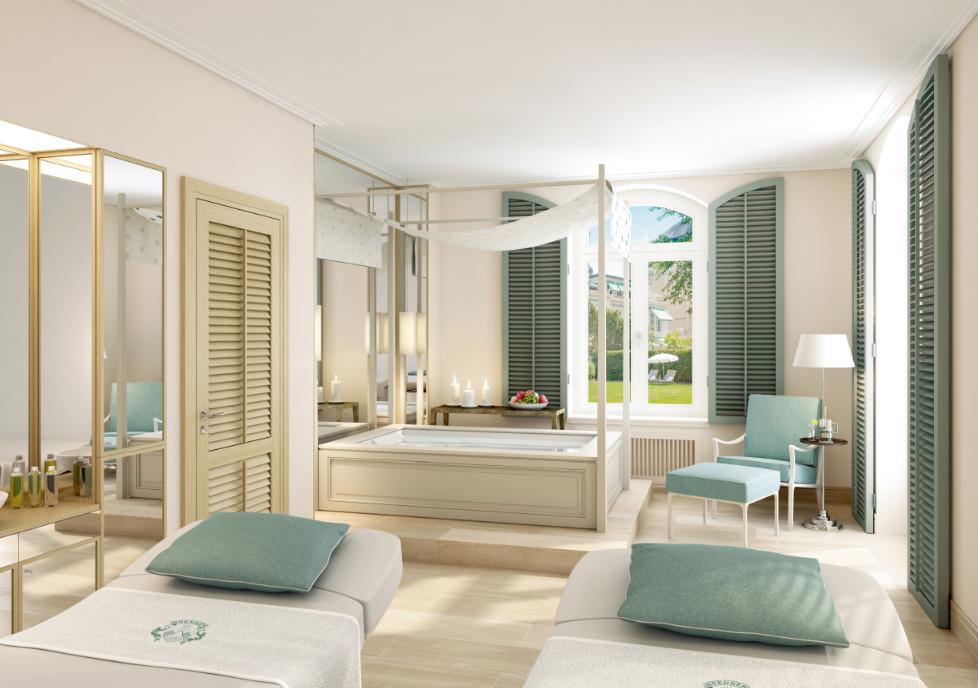 Destination Spas to JumpStart Your Year Hotel spa