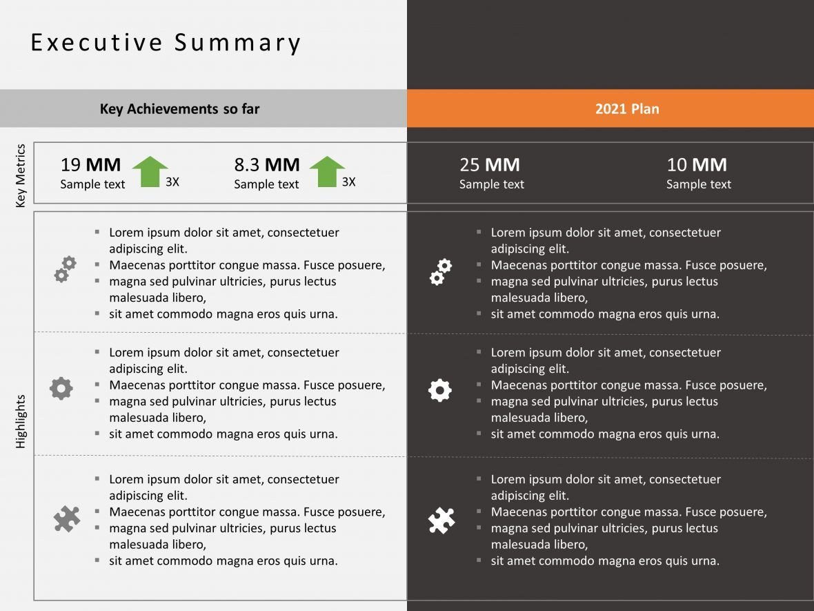 Executive Summary Powerpoint Template 22 Business Powerpoint Templates Executive Summary Powerpoint Templates