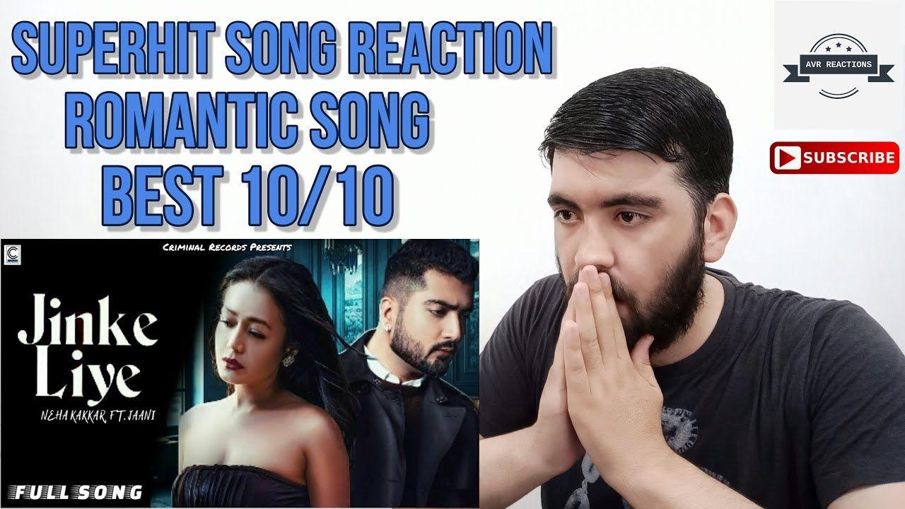 Jinke Liye Official Video Neha Kakkar Feat Jaani B Praak Arvind In 2020 Romantic Songs Songs Neha Kakkar