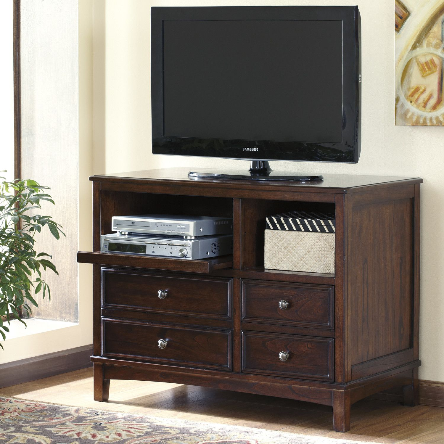 Signature Design By Ashley Loretto Credenza Ashley Furniture Sale Office Storage Cabinets