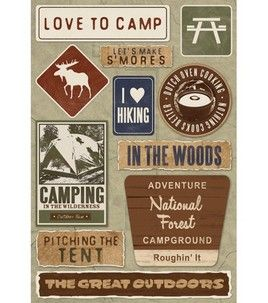 Love to camp