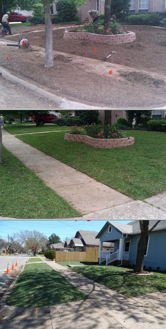 Qualitech Landscape Inc Offers Artificial Turf Installation Gardening Irrigation System Repair And T Lawn Maintenance Installing Artificial Turf Garden Trees